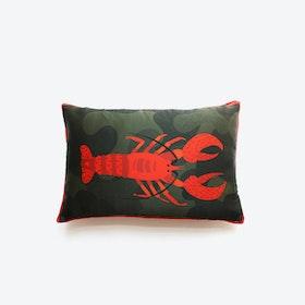 CRUST II Silk Cushion