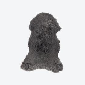 Sheepskin Rug - Grey