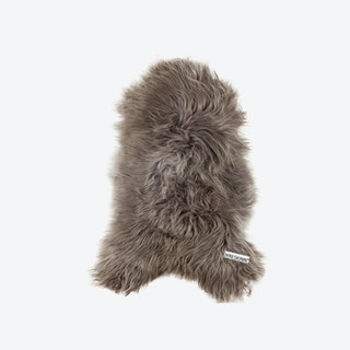 Icelandic Long Wool Sheepskin - Taupe