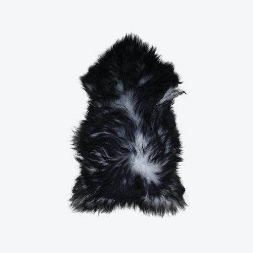 Icelandic Short Wool Sheepskin - Grey