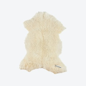 Urban White Sheepskin Rug
