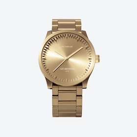 S38 Brass Tube Watch