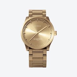 S42 Brass Tube Watch