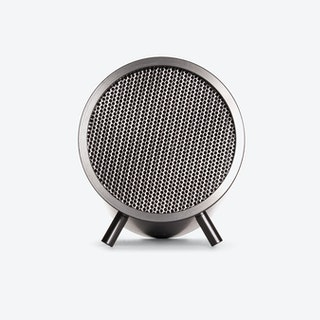 Tube Audio Speaker - Steel