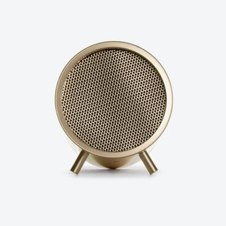 Tube Audio Speaker - Brass