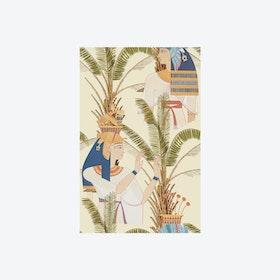 Egyptian Queens Wallpaper