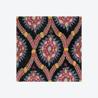 Ottoman Anthracite Wallpaper