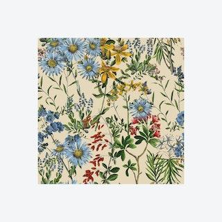 Summerish Taupe Wallpaper