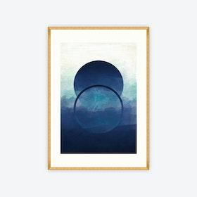Ombre I Framed Art