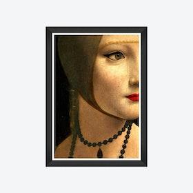 Renascentist Portrait Detail I Framed Art