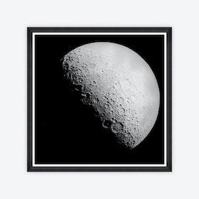 The Moon Framed Art