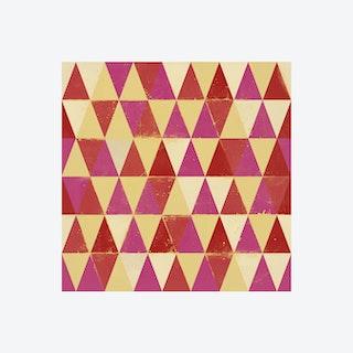 Circus Pattern Wallpaper
