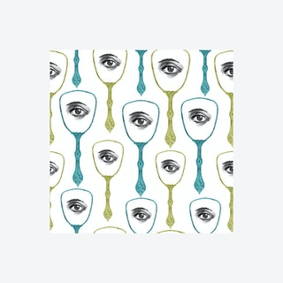 Mirror's Eye Wallpaper