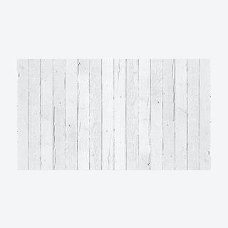 White Beams Wallpaper