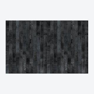 Maarten Baas Burnt Wood Wallpaper