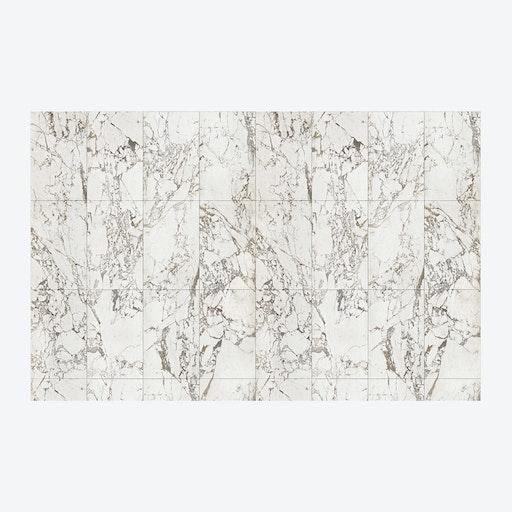 White Tiles Wallpaper