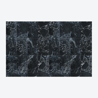 Black Tiles Wallpaper