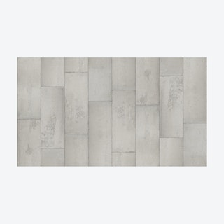 Large Grey Tiles Wallpaper