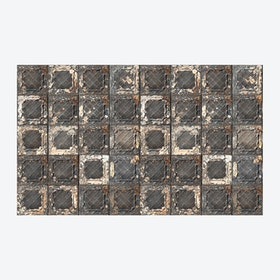 Large Brown Wallpaper