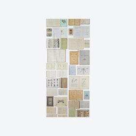 Books Wallpaper - White