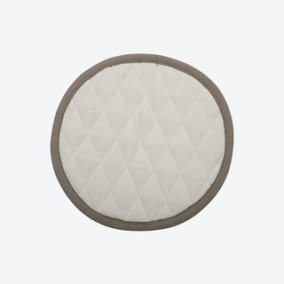 Oyster White Kitchen Mitt