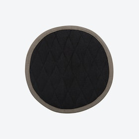 Faded Black Kitchen Mitt