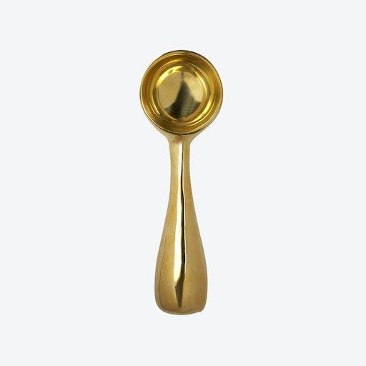 Brass Dessert Scoop