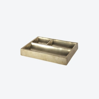 Brass Plated Catchall