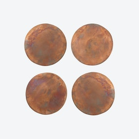 Copper Coasters (set of 4)