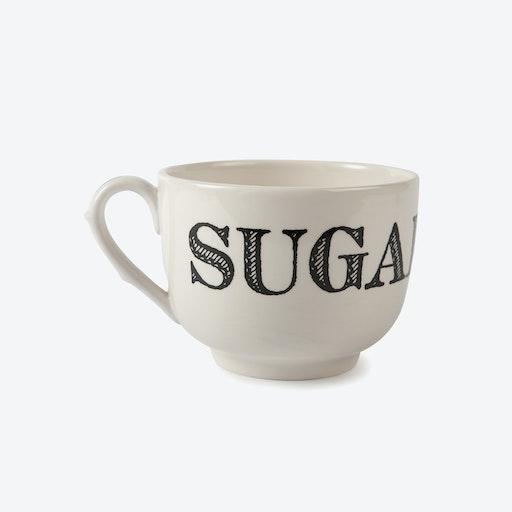 Grand Endearment Cup - Sugar