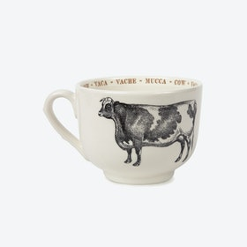 Grand Fauna Cup - Cow