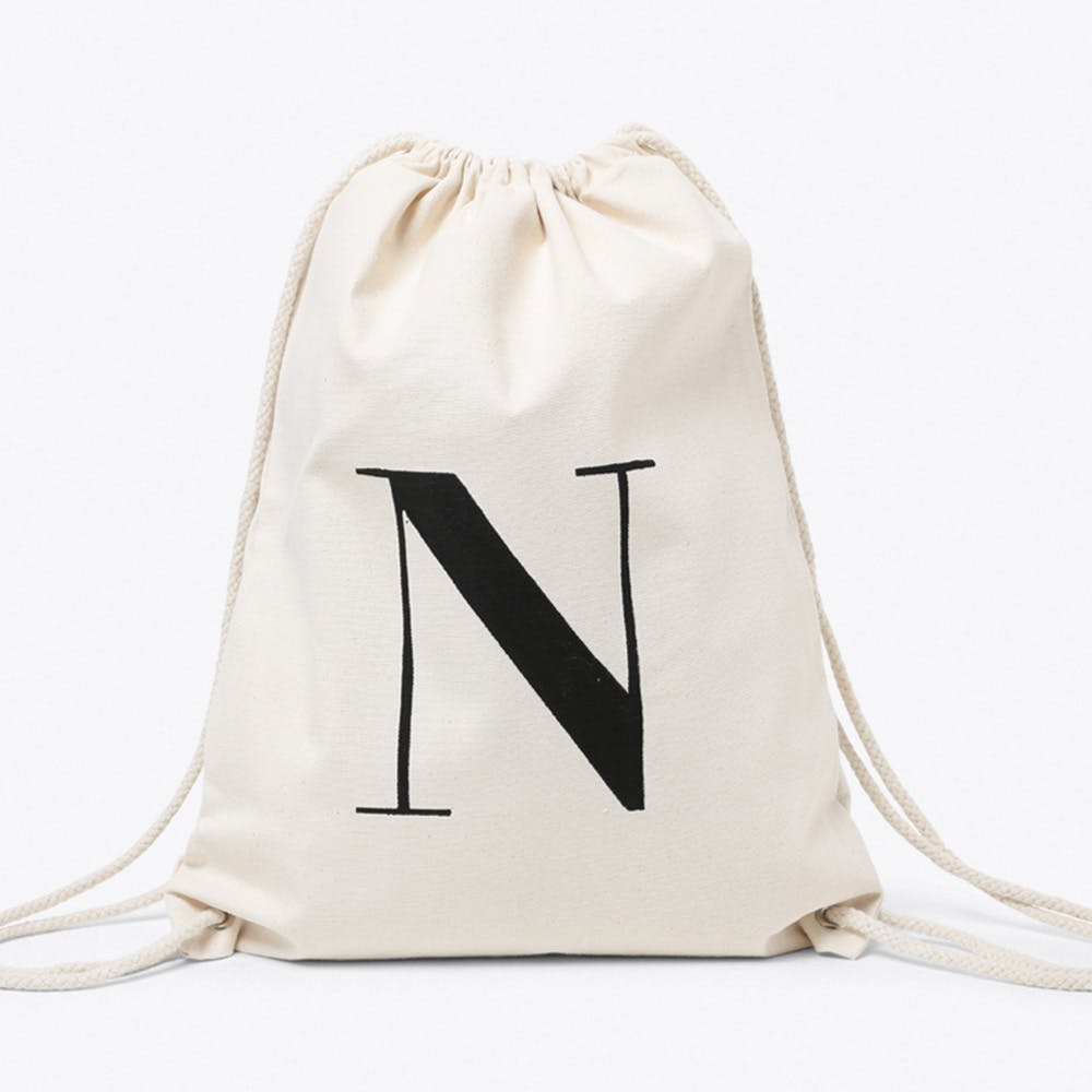 N Canvas Backpack