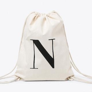 N Canvas Backpack