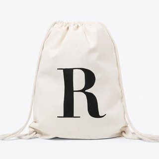 R Canvas Backpack