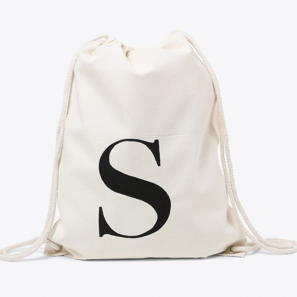 S Canvas Backpack
