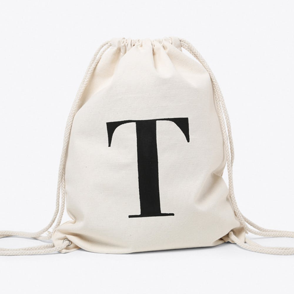 T Canvas Backpack