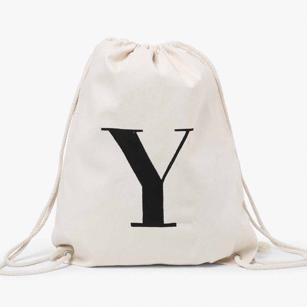 Y Canvas Backpack