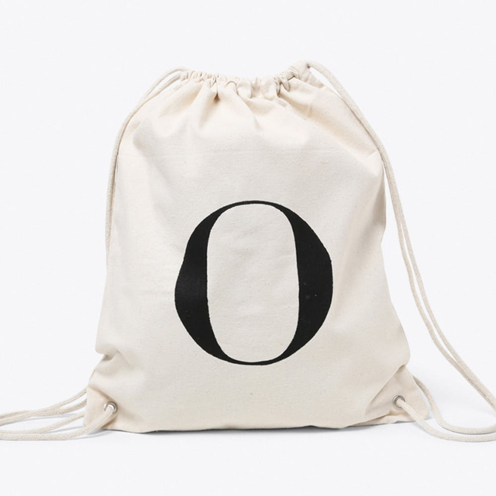 O Canvas Backpack