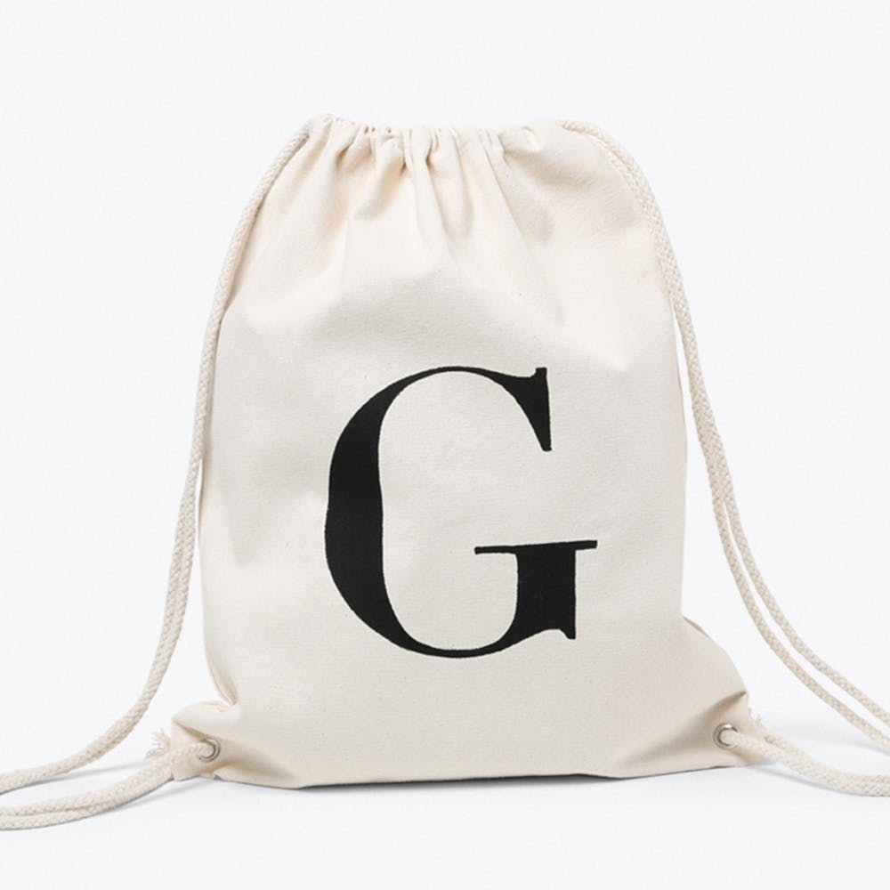 G Canvas Backpack