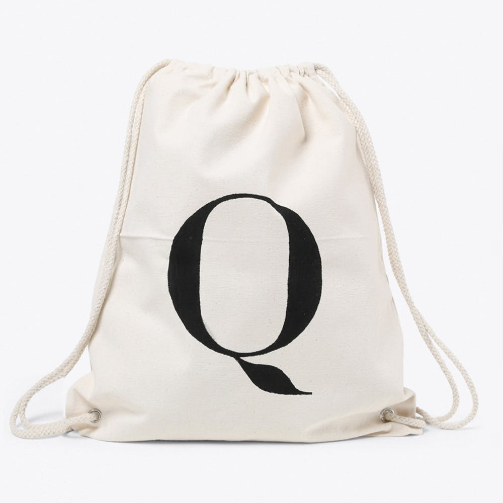 Q Canvas Backpack