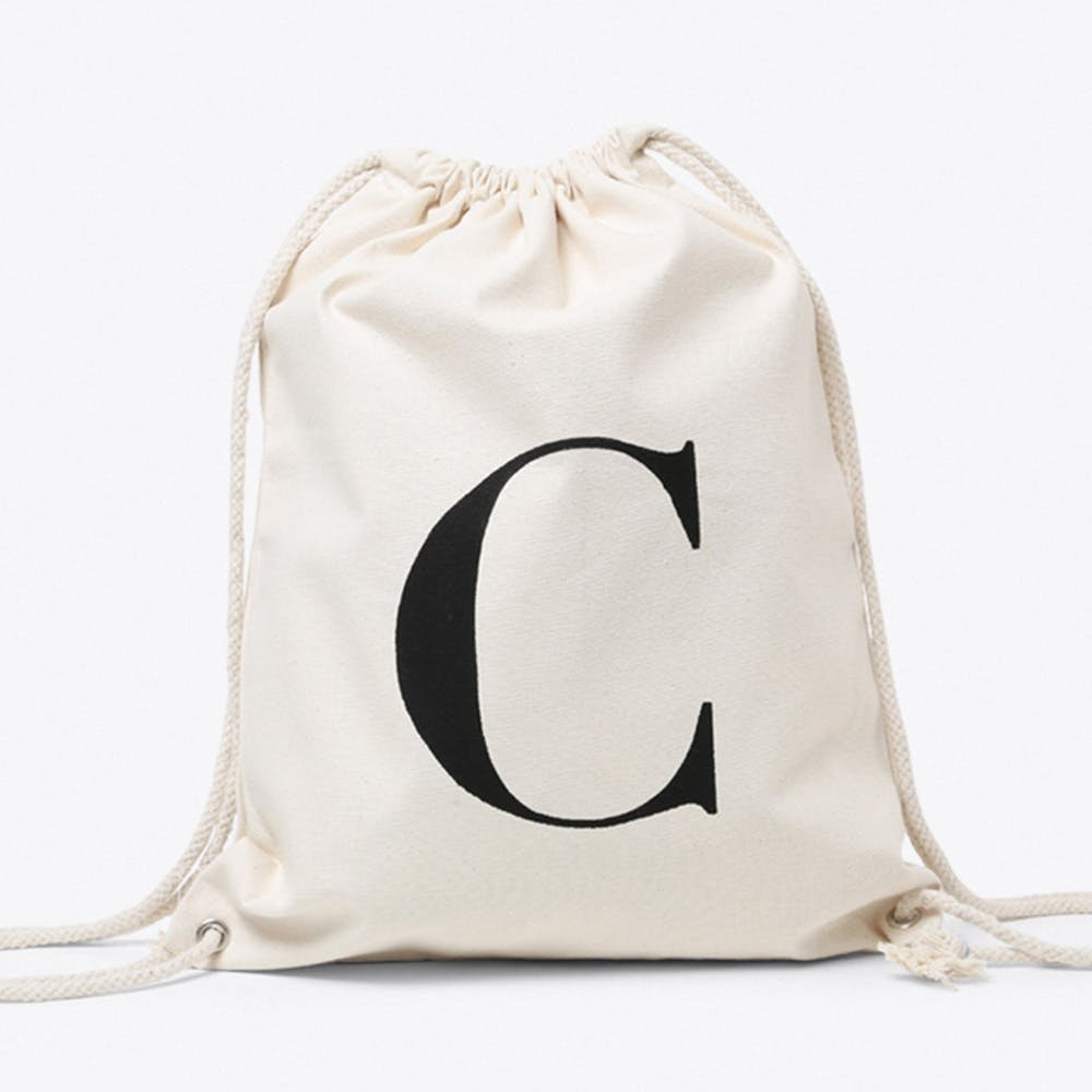 C Canvas Backpack