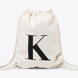K Canvas Backpack