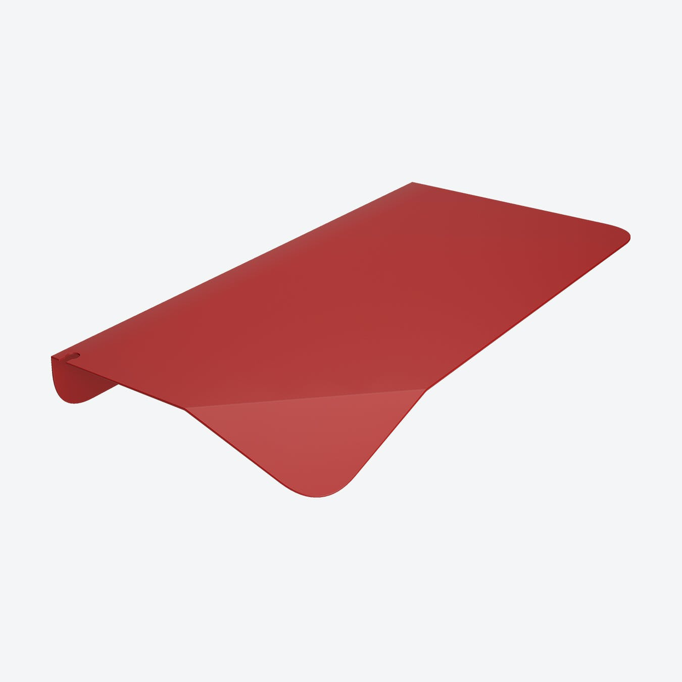 Red Magnetico Shelf