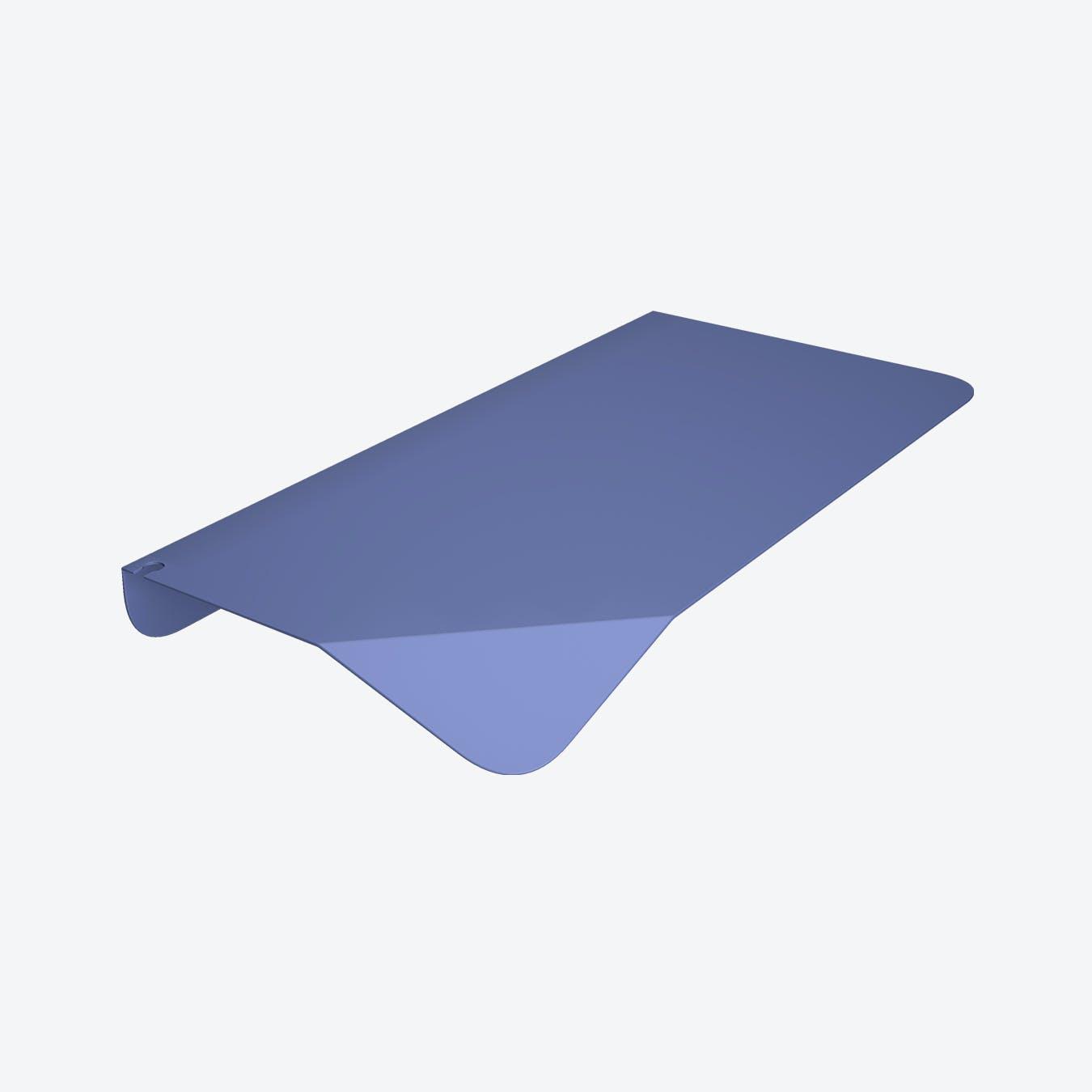 Blue Magnetico Shelf