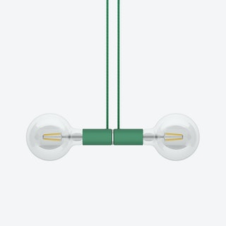 Green Magnetico Double Pendel Pendant Lamp