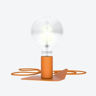 Orange Magnetico Lamp