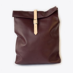 Rolltop Backpack in Cherry - Kokosina