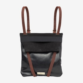 Backpack Black - Maria Maleta