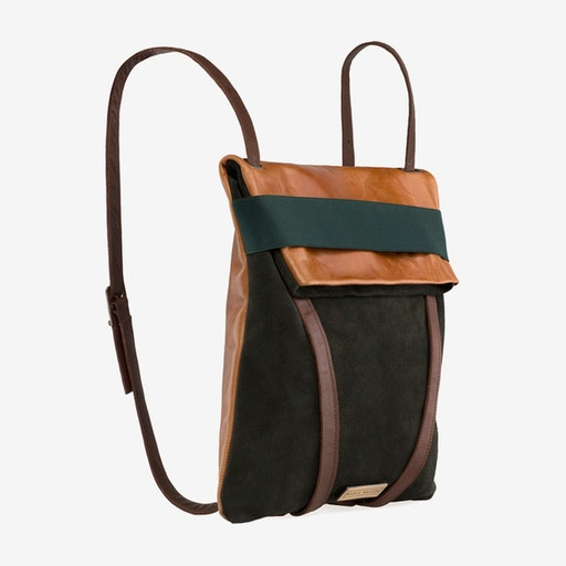 V&S Backpack Suede - Maria Maleta