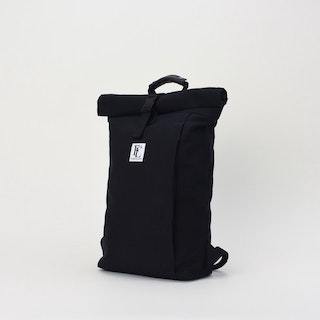 Rollie Bag in Black - Forbes and Lewis